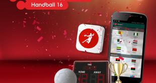 Handball 16: Une application pour suivre l'actualité du championnat d'Afrique de Handball 2016