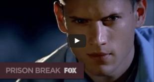 Vidéo: Prison Break est de retour !